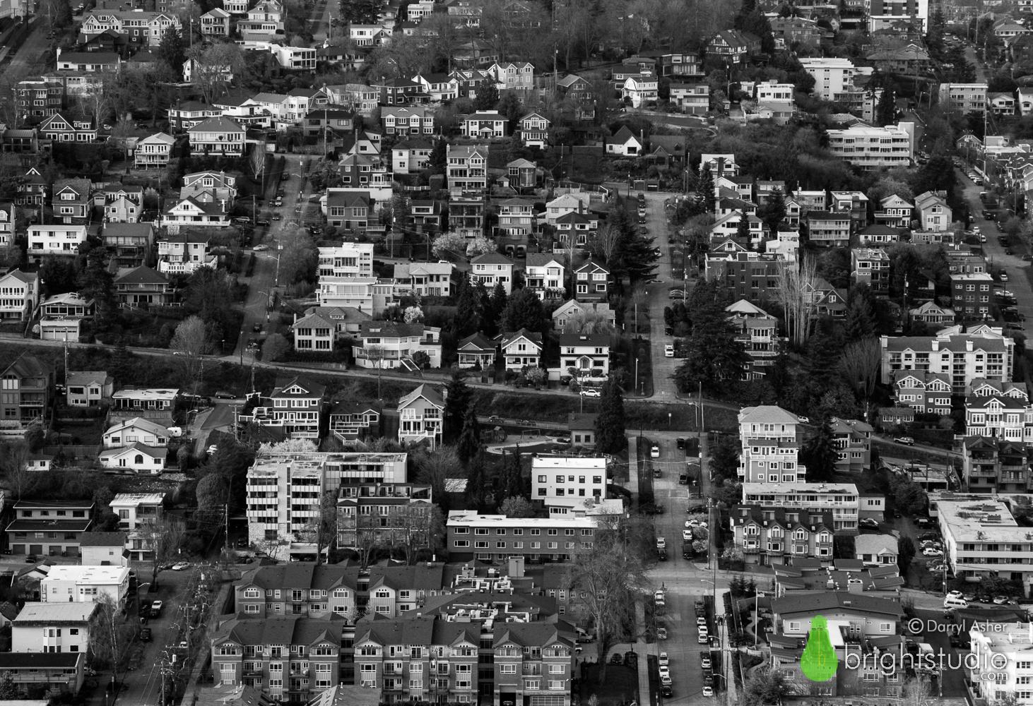 Queen Anne Hill, Seattle #1