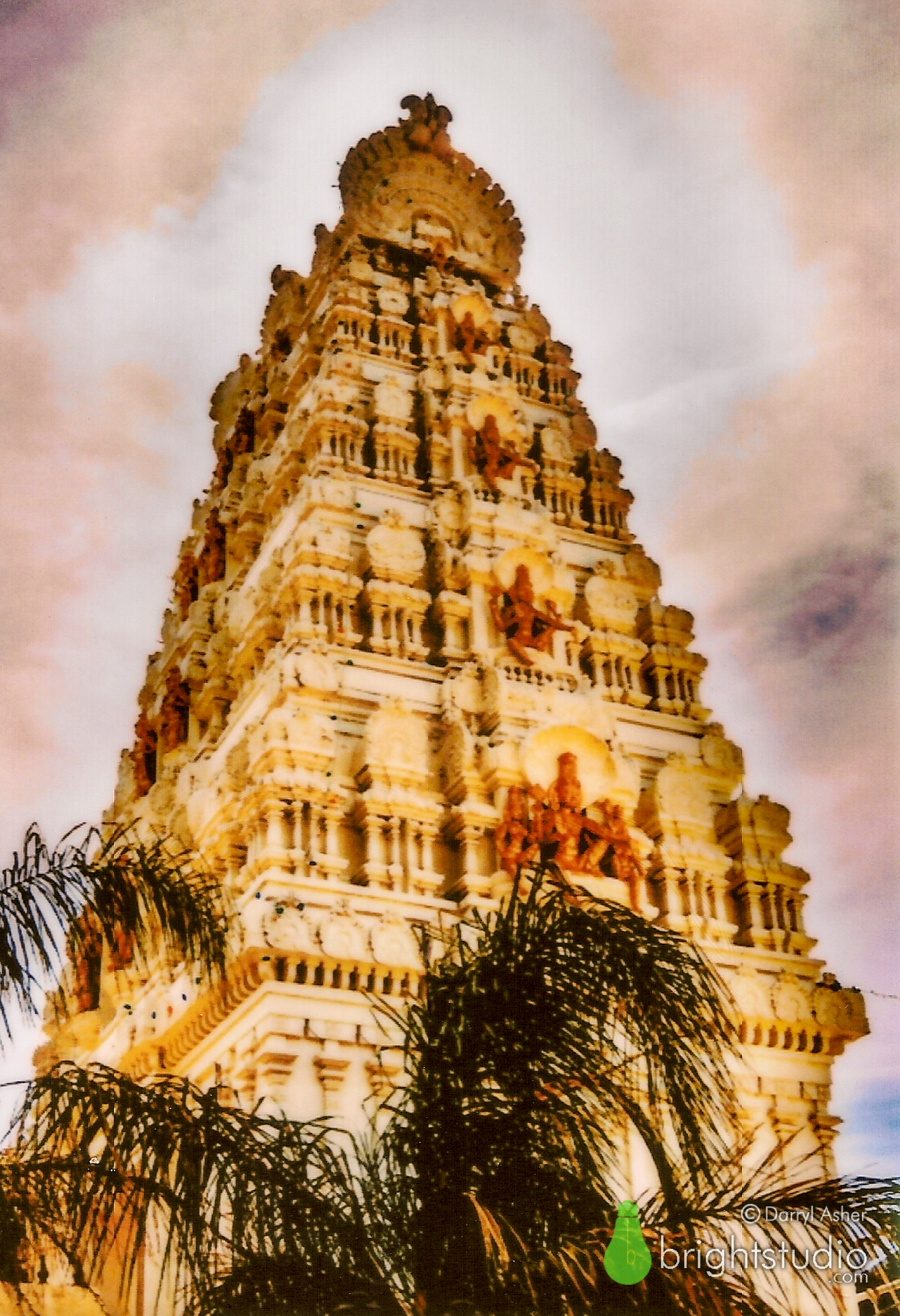 Hindu Temple, Los Angeles