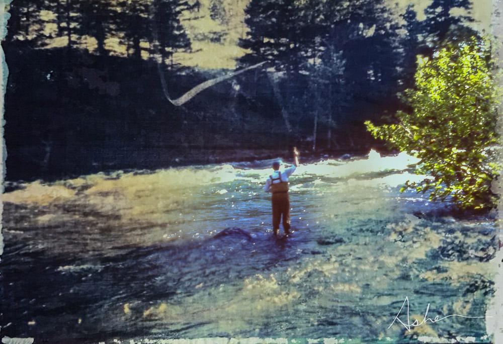 Fishing the Stillwater