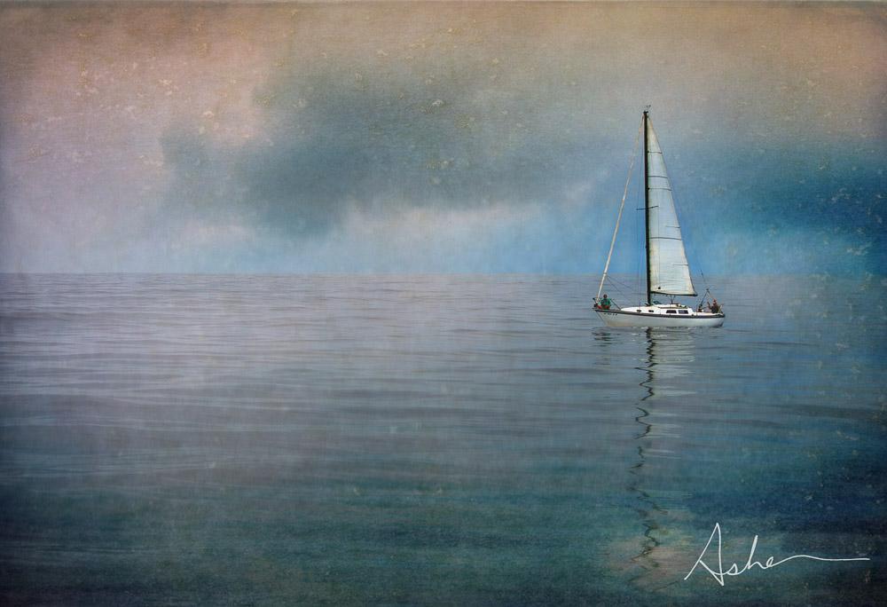 Sailing at Dana Point
